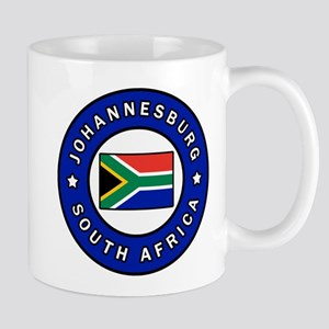 Johannesburg South Africa Mugs